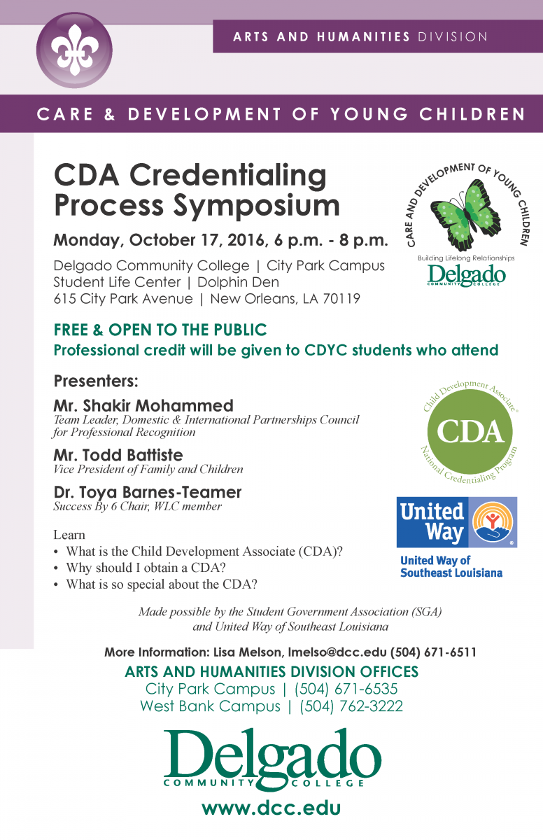 Printer friendly view civicrm learn what is the child development associate cda why should i obtain a cda what is so special about the cda 1betcityfo Images