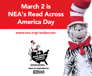 image about Read Across America Printable identified as Examine Throughout The united states United Direction of Southeast Louisiana