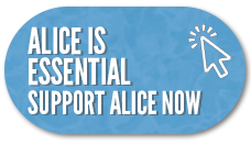 ALICE is essential