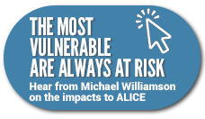 most vulnerable at risk
